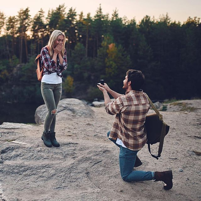 Happy National Proposal Day! By design, this falls on the Vernal Equinox, at which point day and night are equal lengths. Think of it as equinoxes symbolize the equal efforts required of a couple for a successful partnership. Hey, how we see it is when you're ready to take the next step towards the greatest adventure in love ... do it on what ever day you choose! • • • #adventuresproposed #loveadventure #nationalproposalday #love #loveandbeloved #sayyes #themomentyouknew #willyoumarryme #omgmoment
