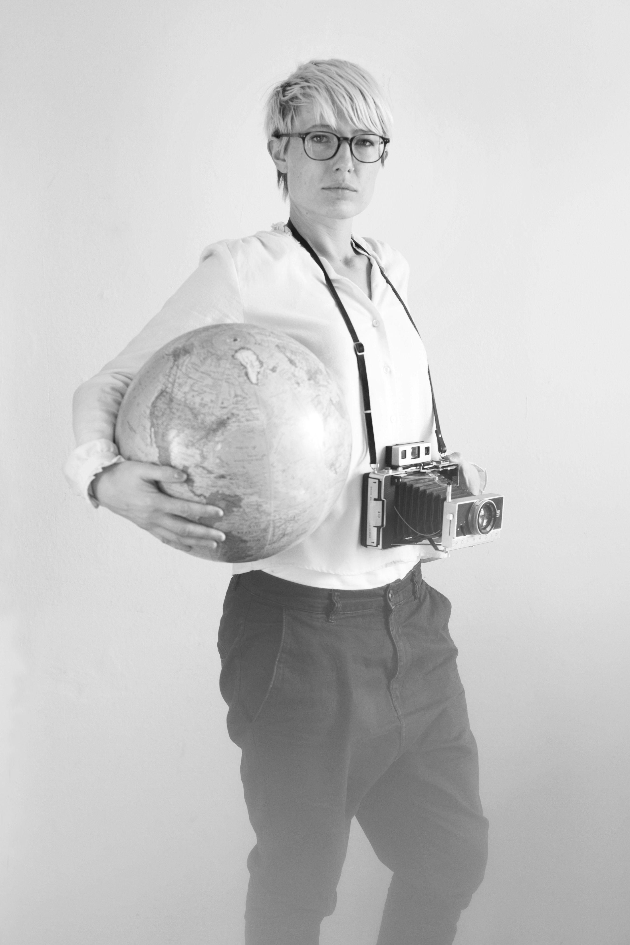 Kristine Kiilerich, Fotojournalist