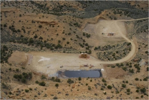 """Energy exploration can destroy desert soils–Taken from the presentation """"Utah BLM's Role in Colorado's Early Snowmelt"""" by SUWA"""