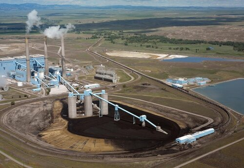Laramie River Station, one of MEAN's seven coal assets, Source: Casper Star-Tribune