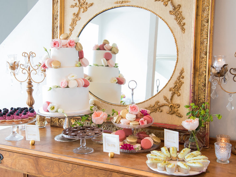 Favors & Sweet Tables -