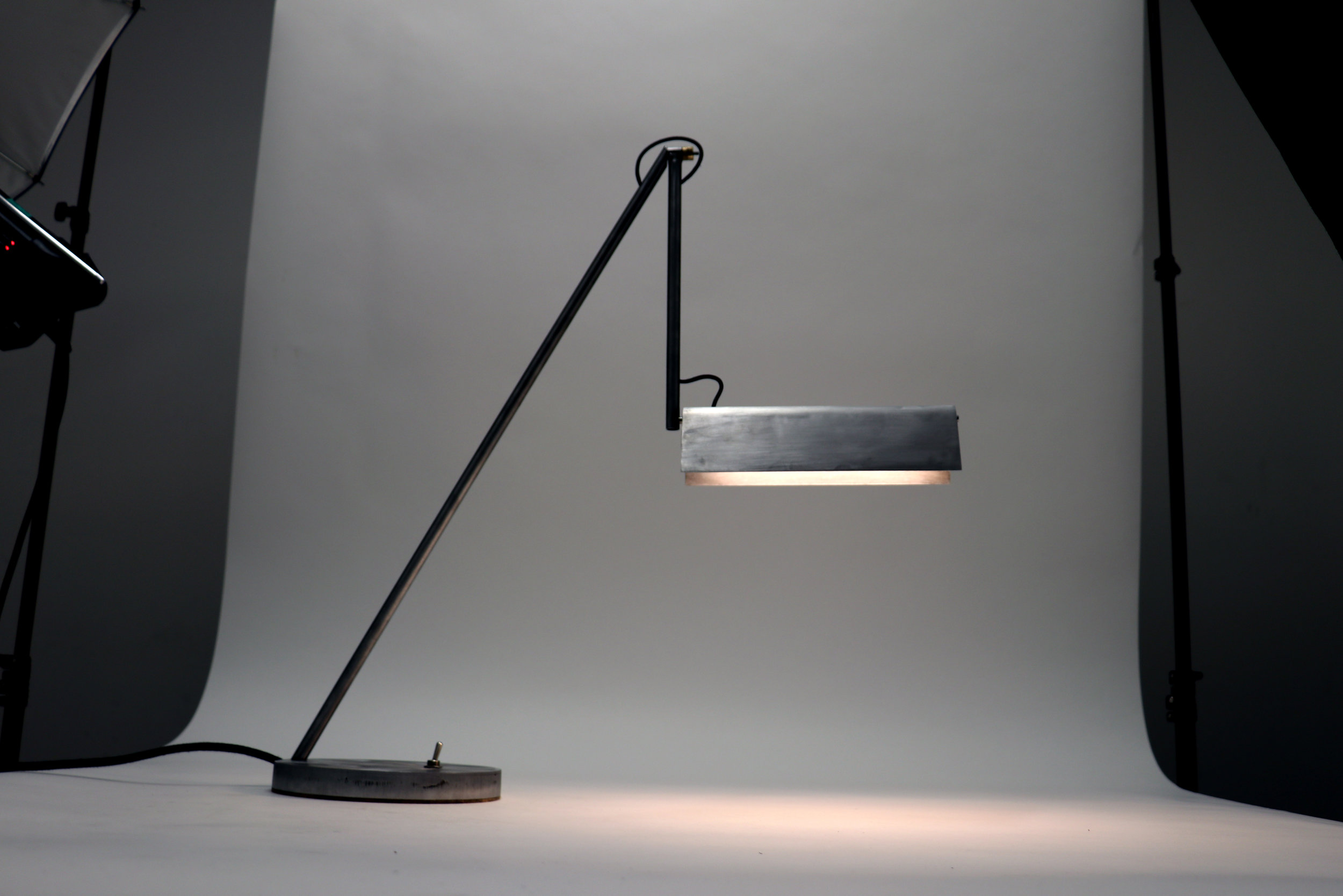 Swing Lamp  | Steel | © Phat Design