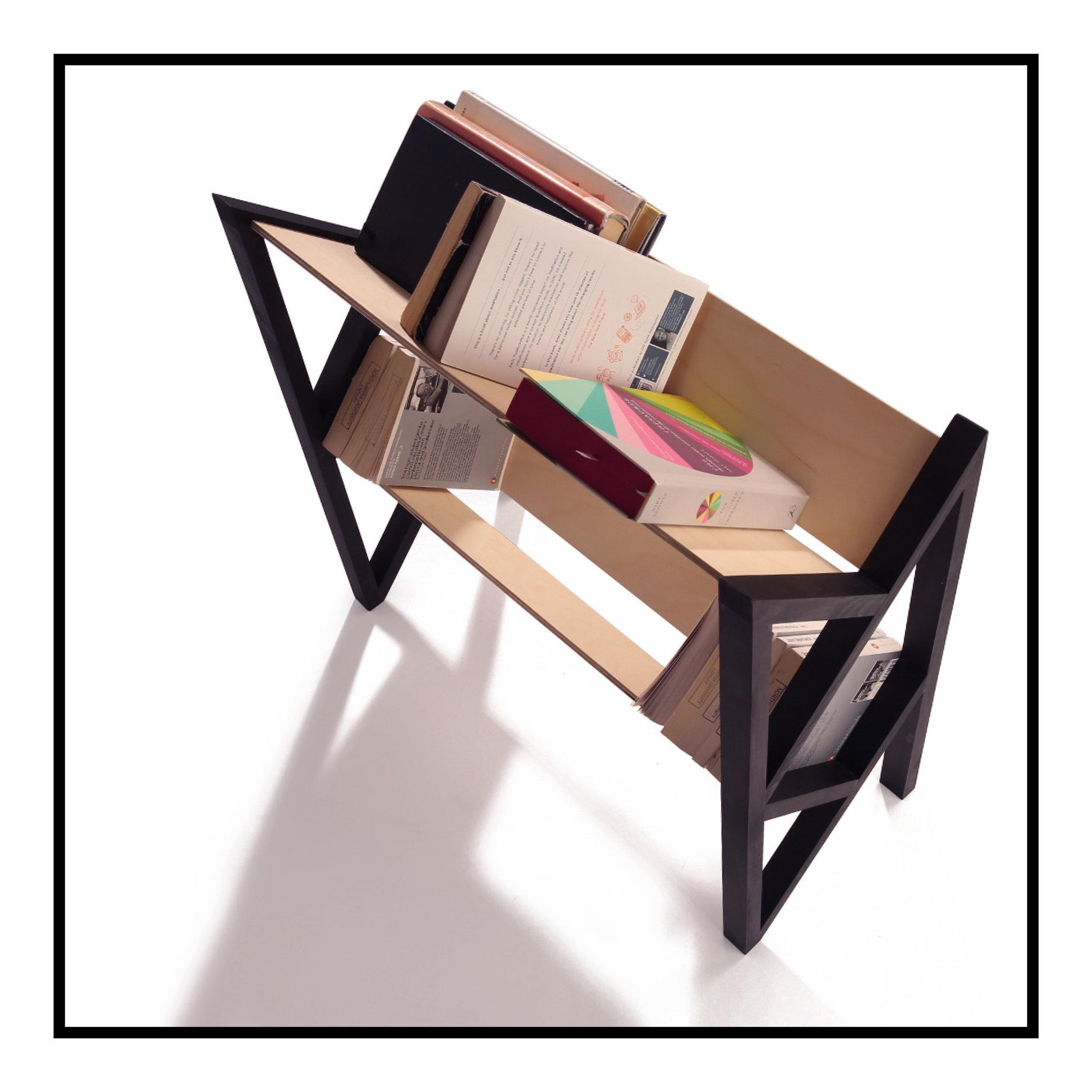 Stijl Bookcase  | © Phat Design
