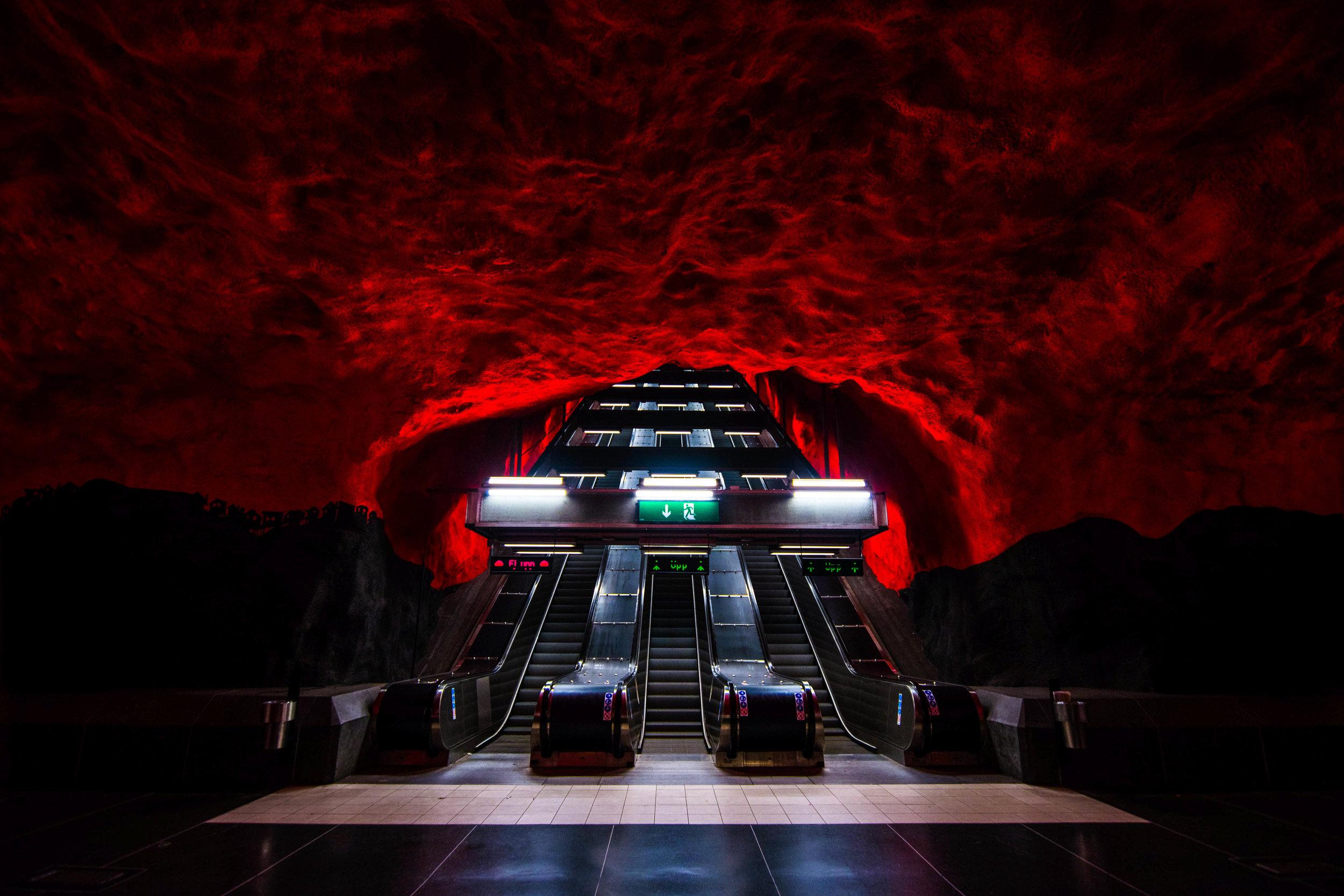 STOCKHOLM, SWEDEN -