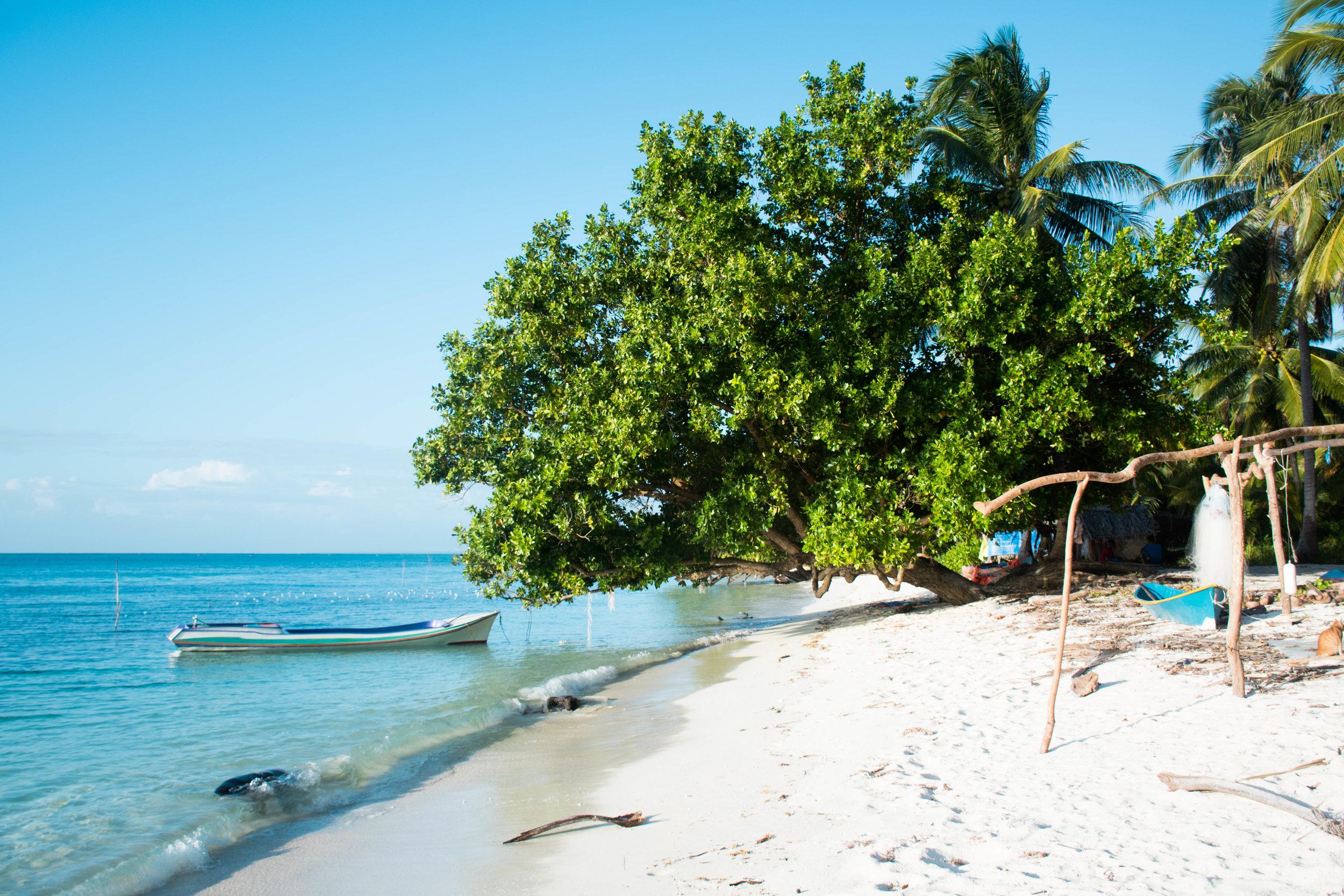 Canderaman Island