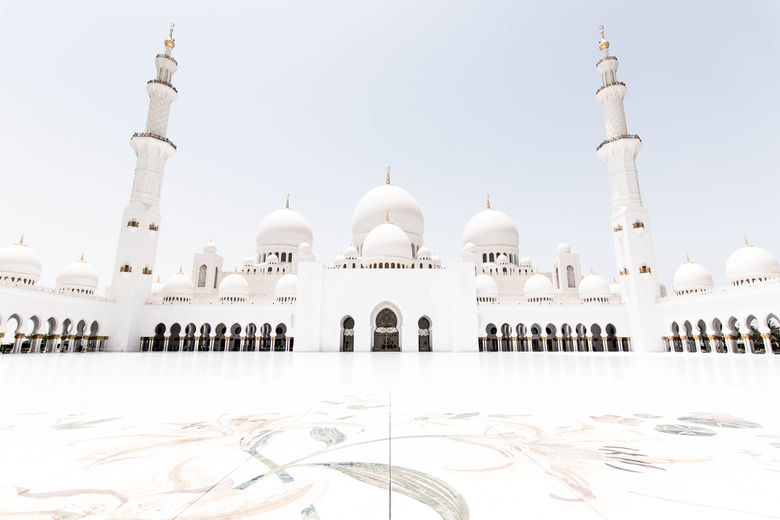 Sheikh Bin Zayed Mosque