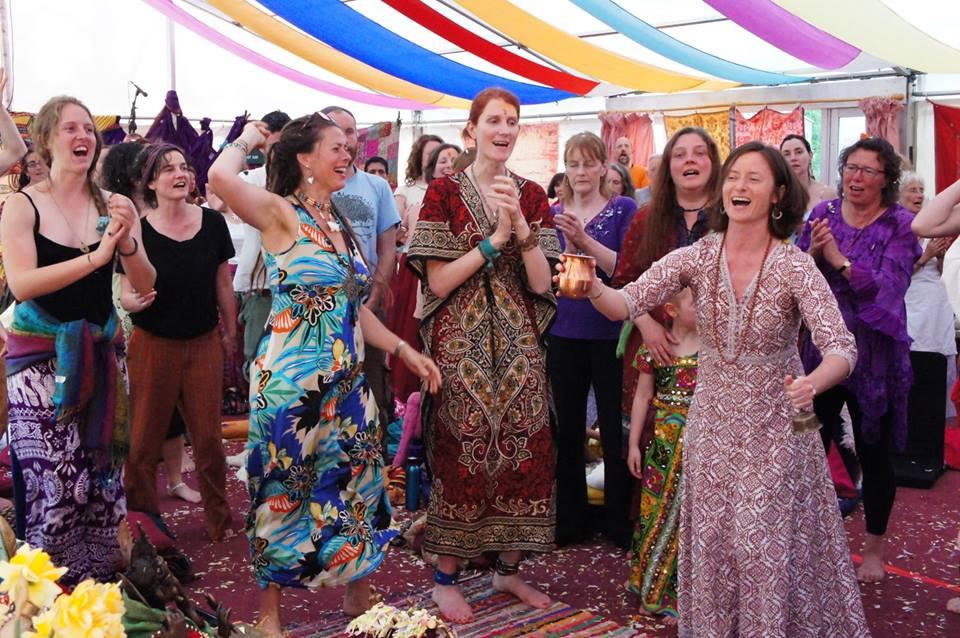aarati ceremony