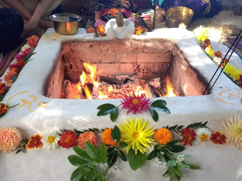 dhuni uk ashram babaji