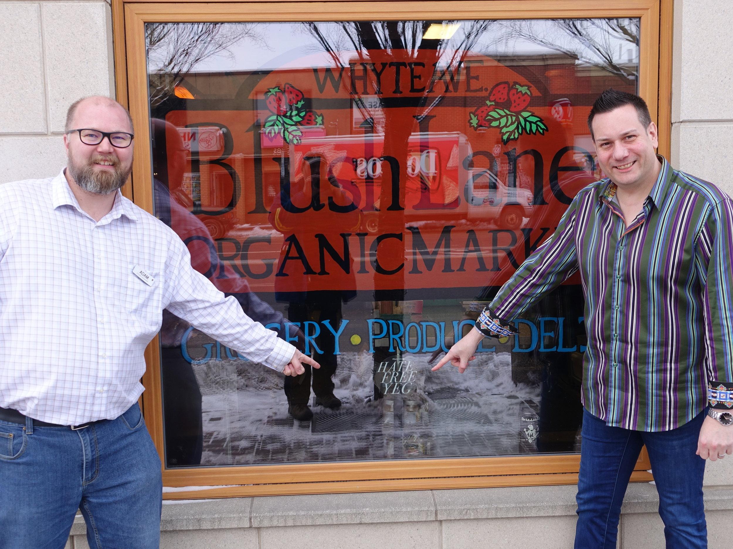 Blush Lane Organic Market - 8135 102 St NW