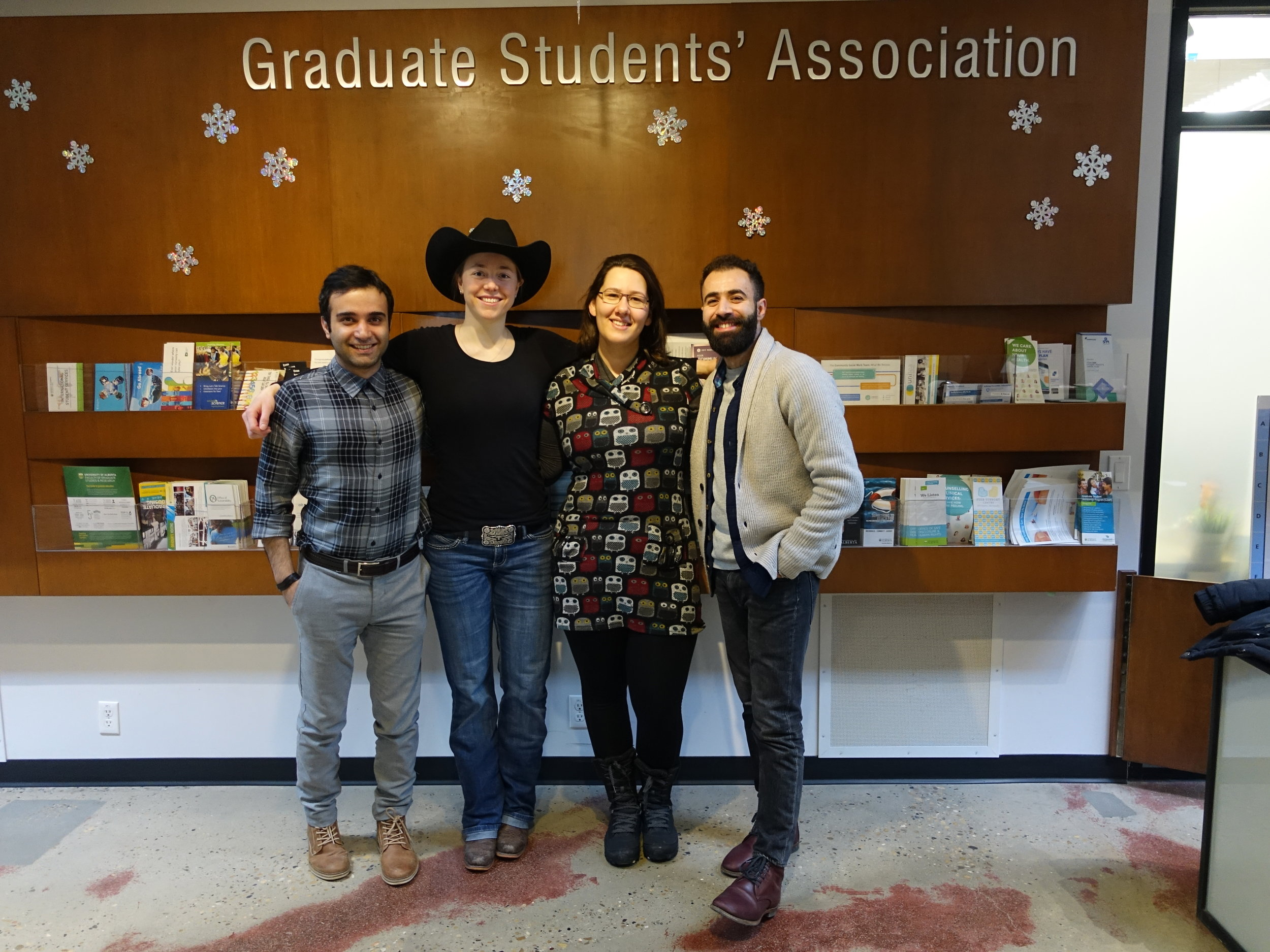Graduate Students Association - University of Alberta Campus