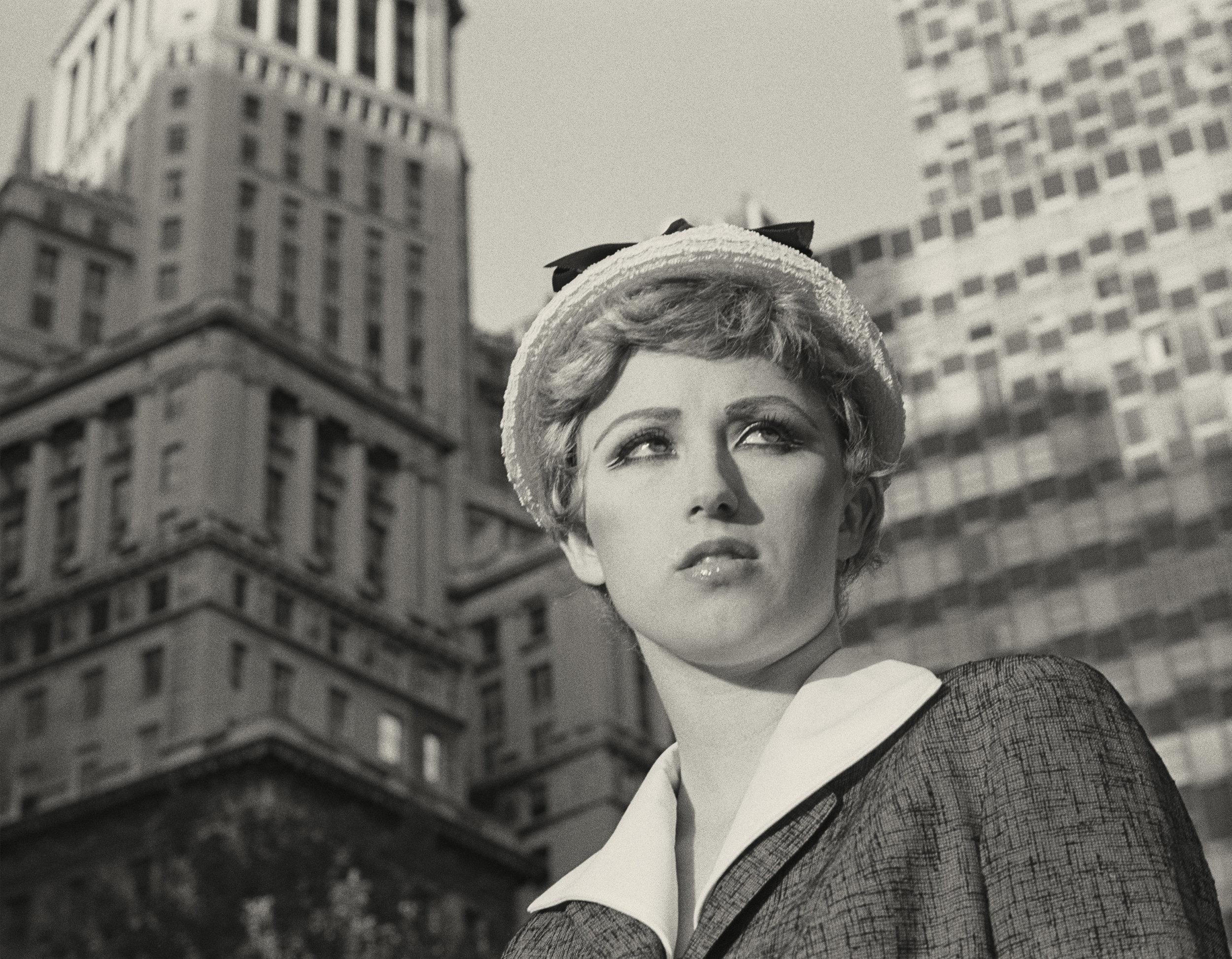 Untitled Film Still #21, Cindy Sherman. Courtesy of National Portrait Gallery