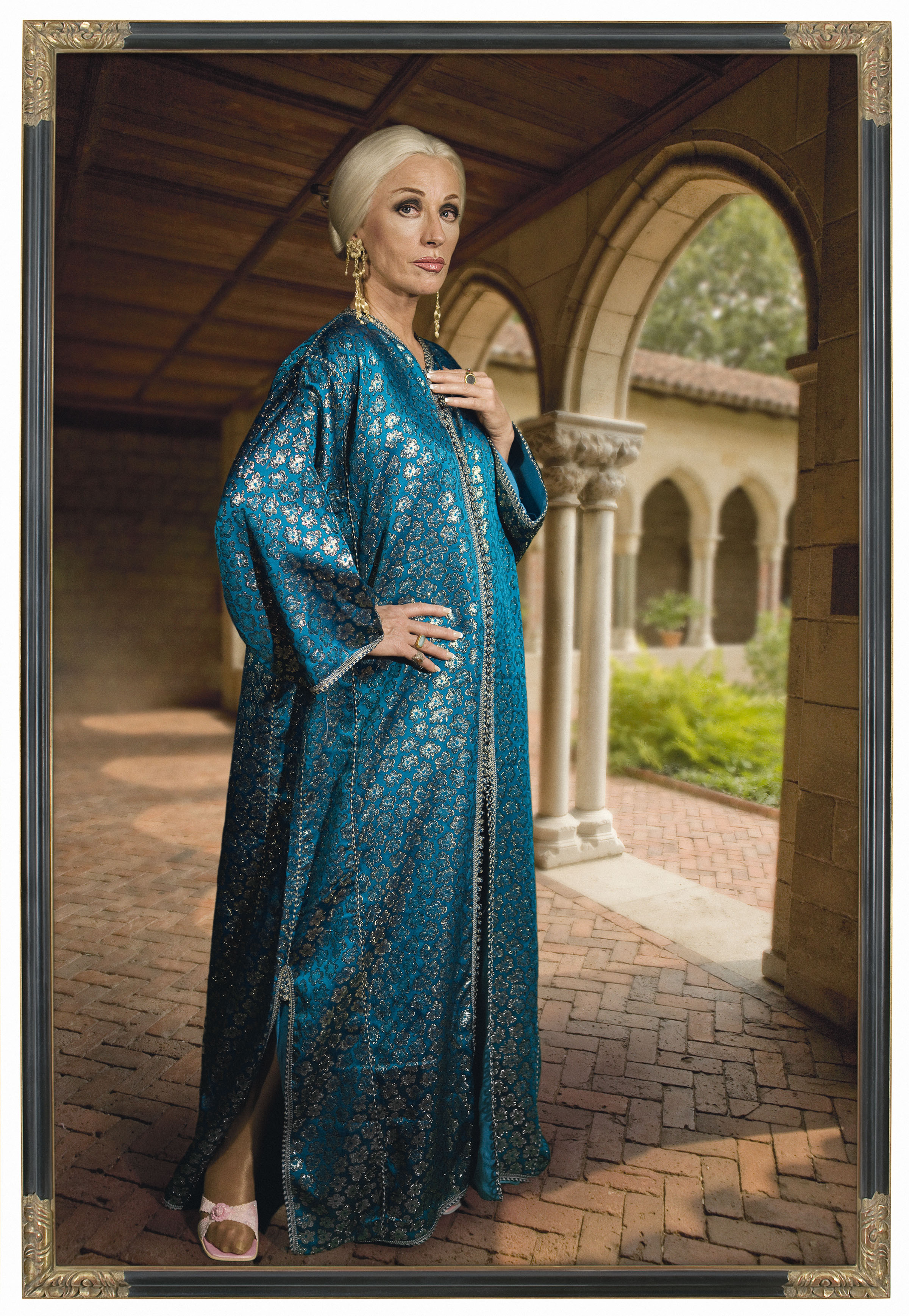 Untitled #466, Cindy Sherman. Courtesy of National Portrait Gallery