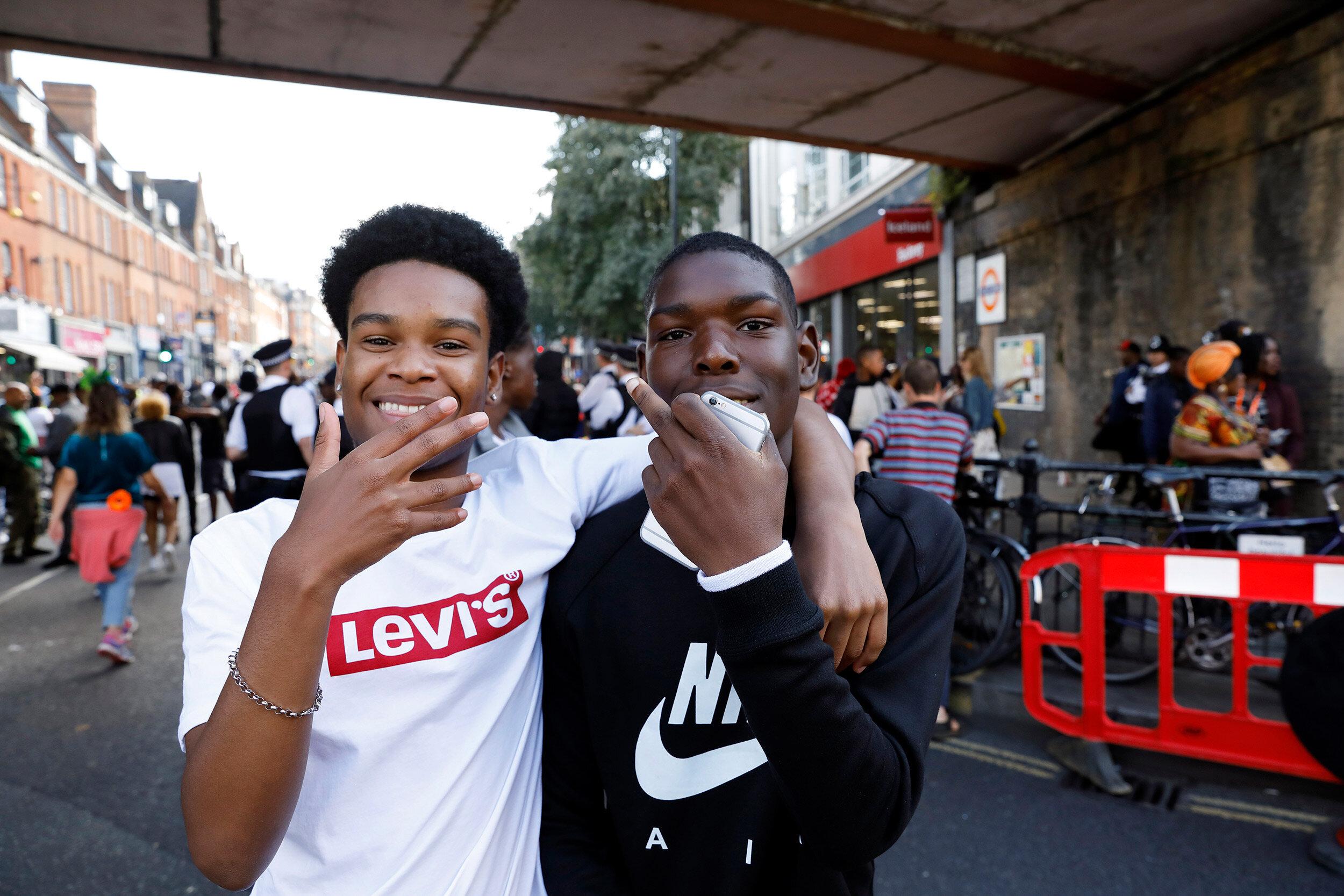 @ Nick David. Hackney Carnival