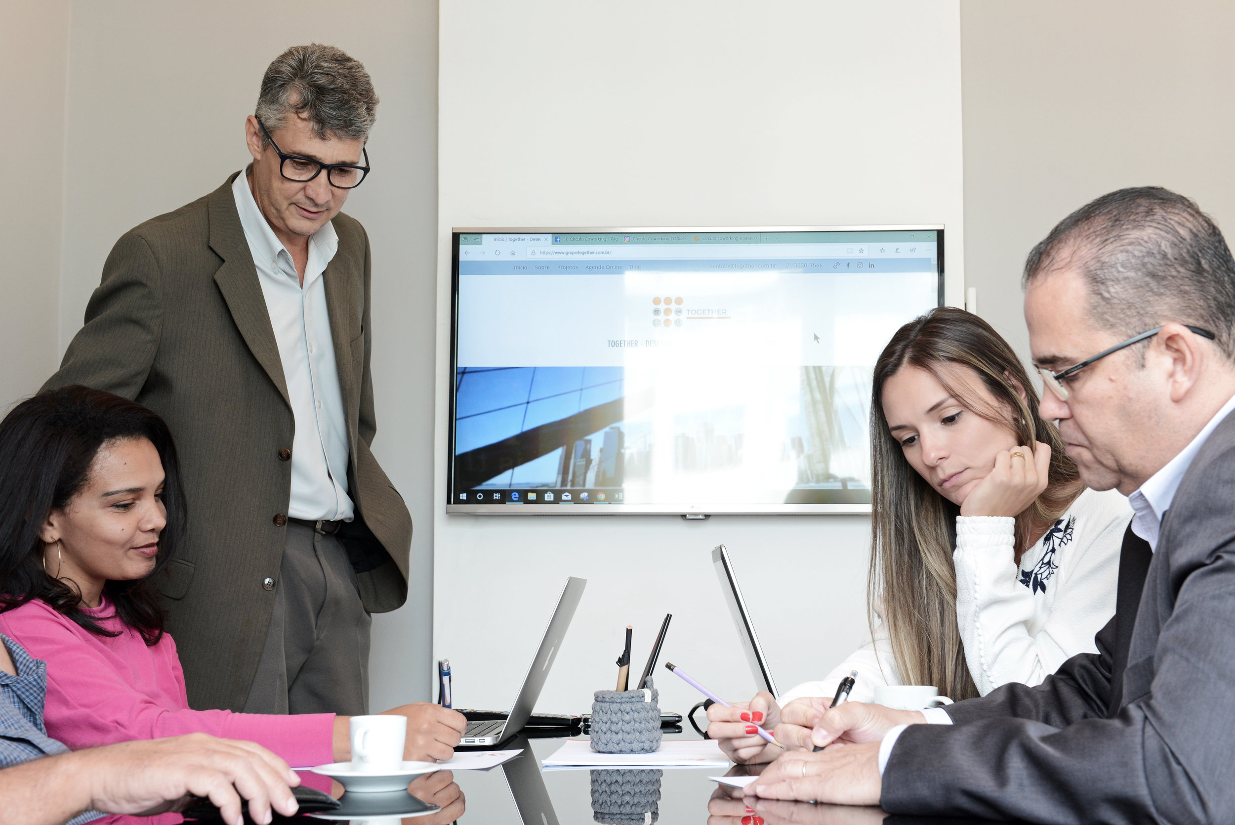 A escolha do local é um dos fatores primordiais para o sucesso de uma reunião