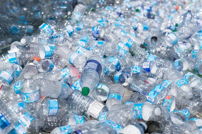 "According to ""National Geographic,"" Americans drink an impressive 29 billion bottles every year."