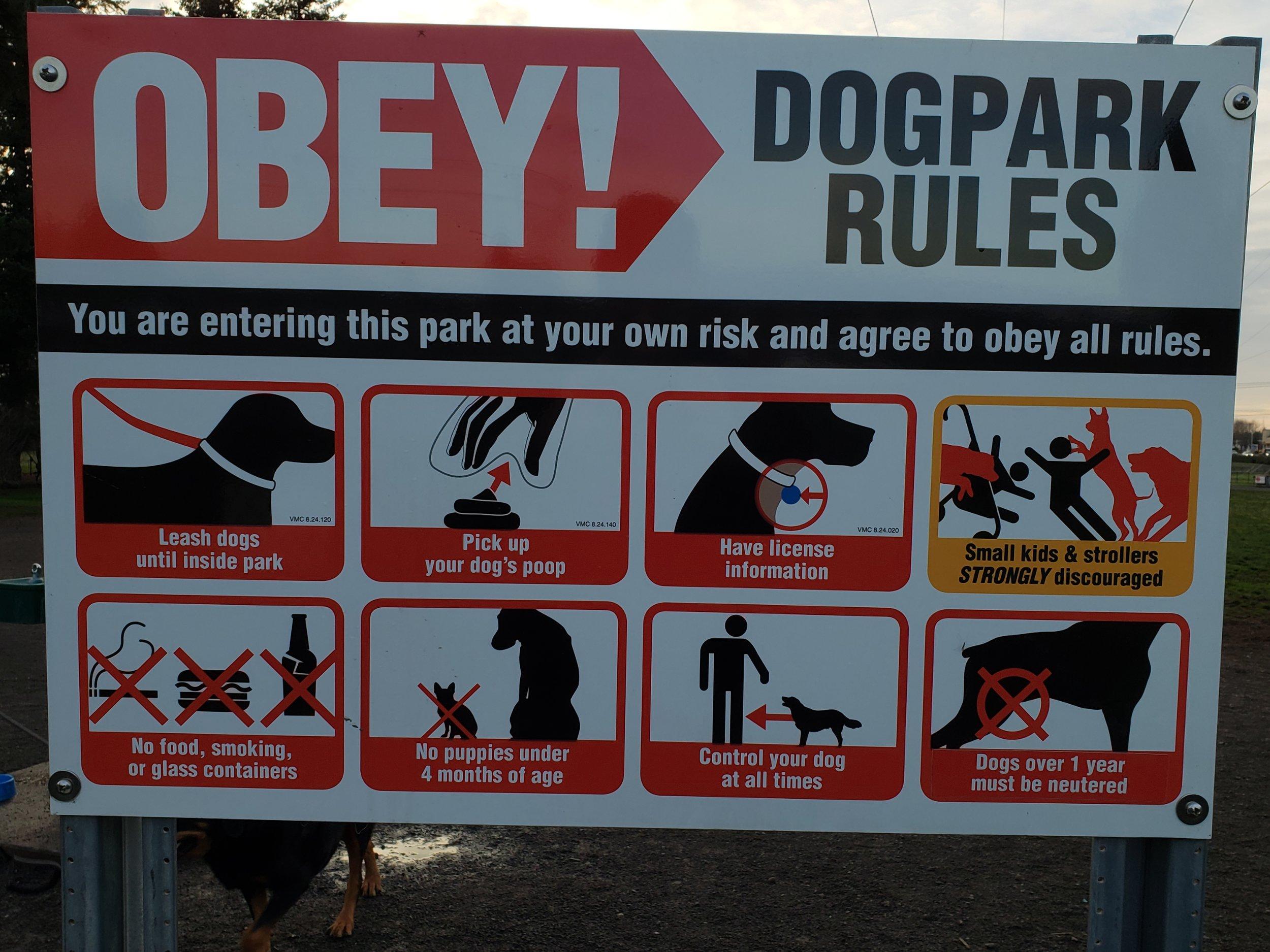 Dakota Dog Park Warnings.jpg