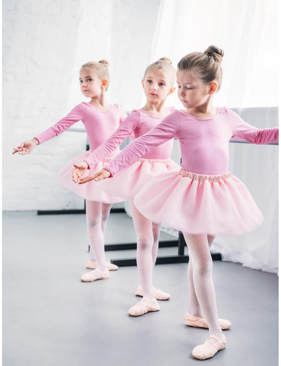 Kindertanz - Wenn kindliche Bewegungsfreude mit Einfühlungsvermögen und spielerischen Übungen geweckt und gefördert wird, entsteht bald eine wunderbare Grundlage, von der Kinder nicht nur im Tanz, sondern im ganzen Leben profitieren.