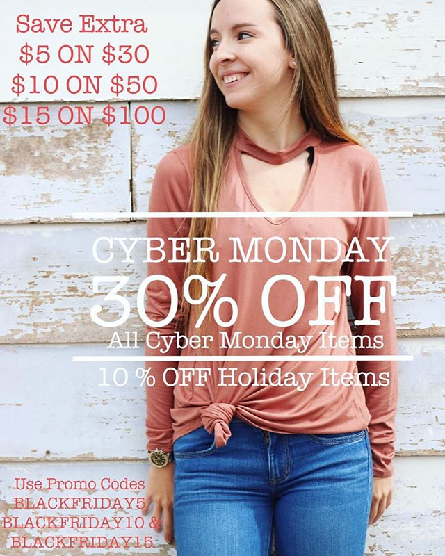 Cyber shopping is our favorite kind of shopping! Use promo codes for extra savings! 💻🛍💳💓💸