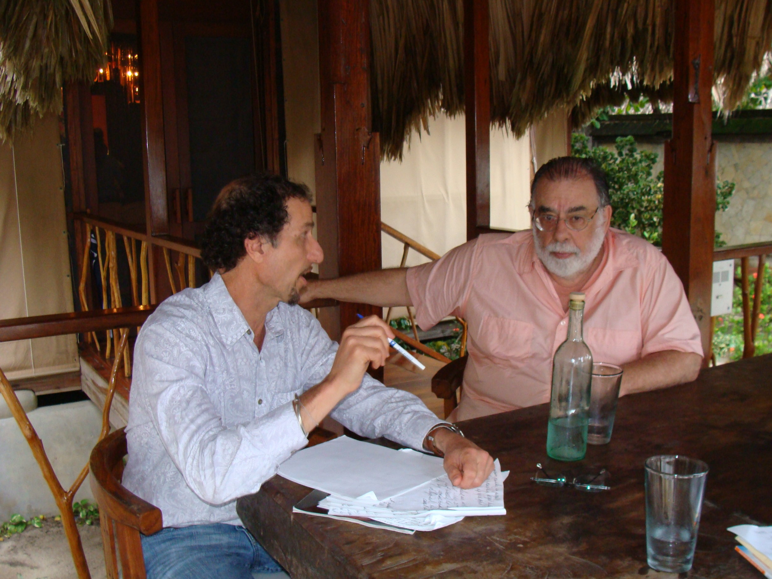 Costas and Francis Ford Coppola.JPG