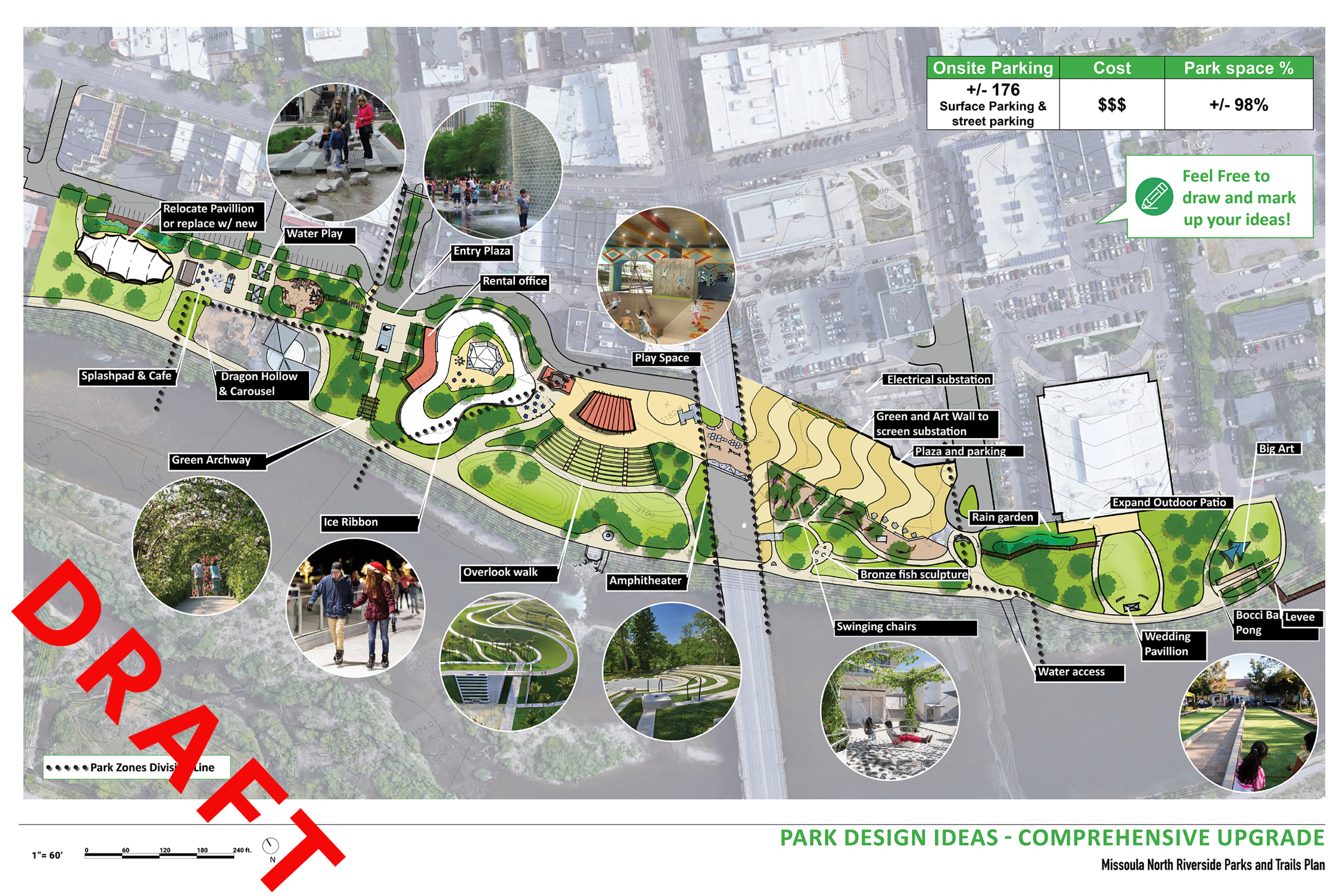 3.- Park Design Ideas - Comprehensive Upgrade