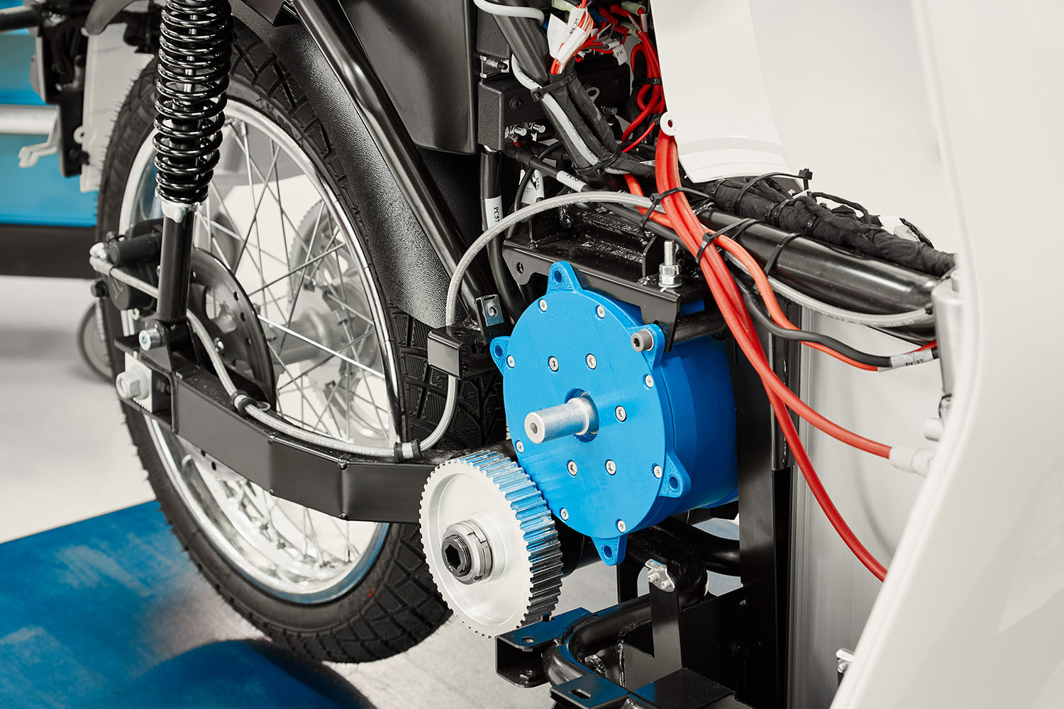 Electric motor systems for a new generation of electric machines -
