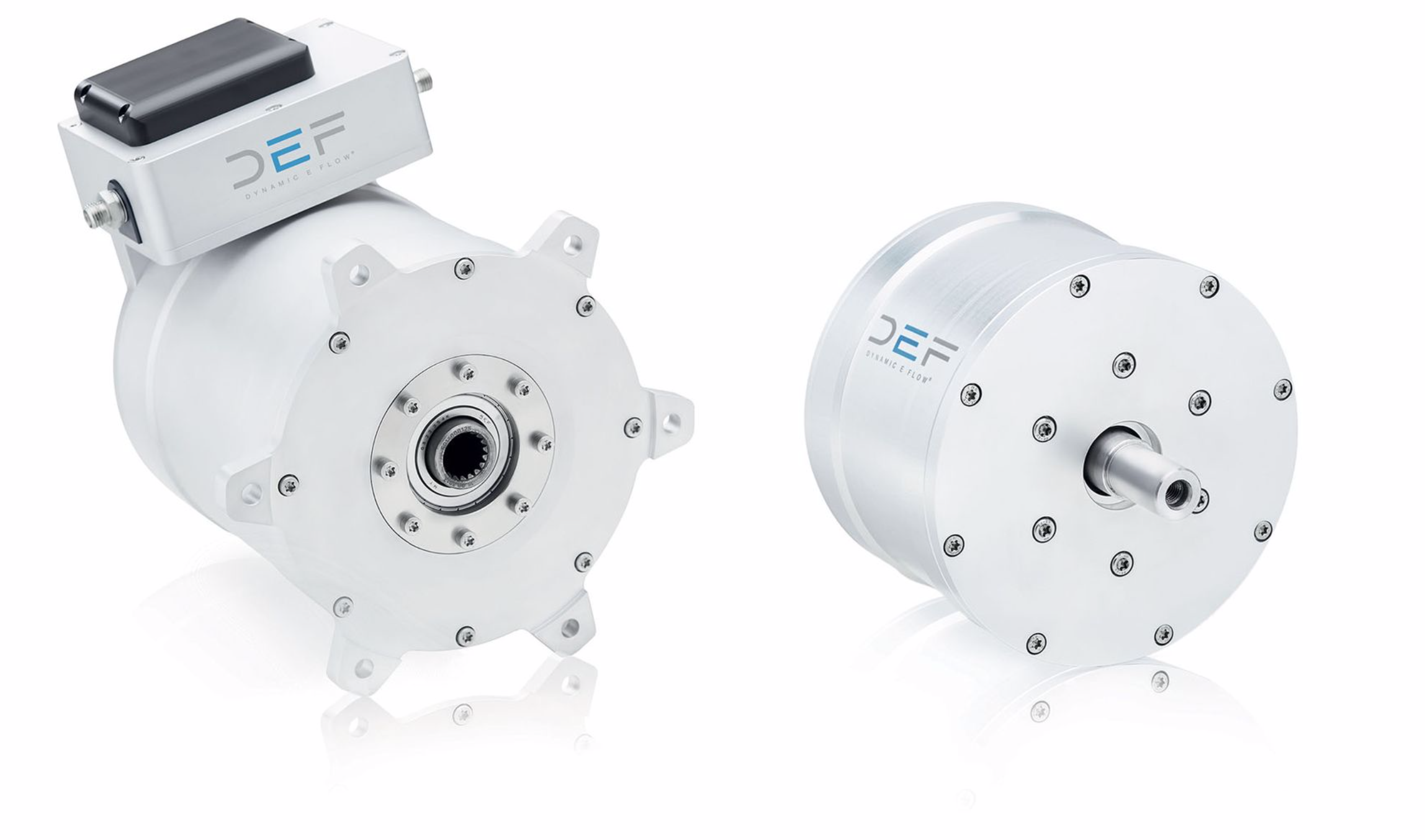 Innovative e-motor systems with integrated capcooltech®
