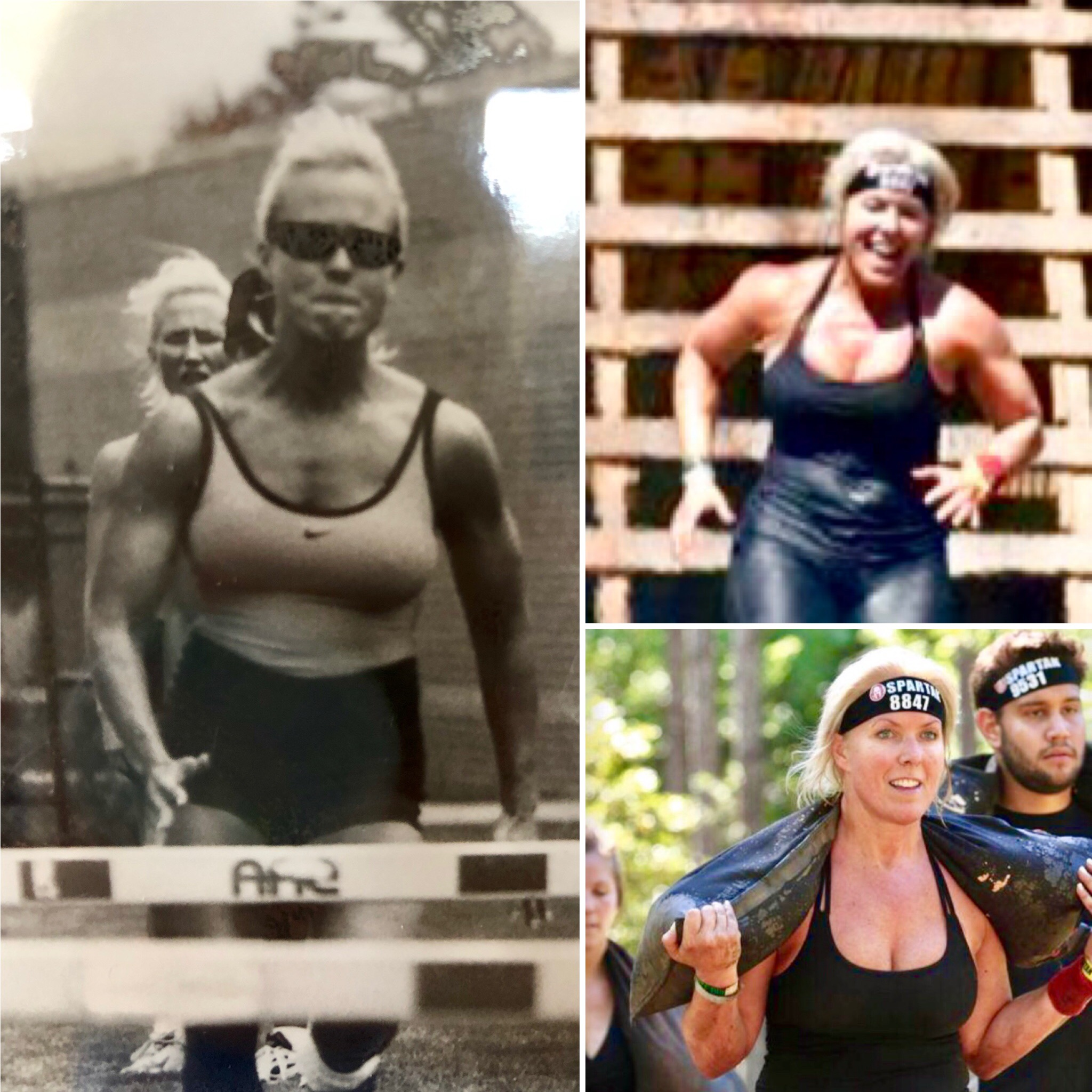 Fit For Life - 29yrs old & 49yrs old