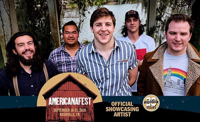 Ya boys are showcasing at @americanafest alongside a stacked lineup #letsgetit #americanafest 🎉🔥🙌