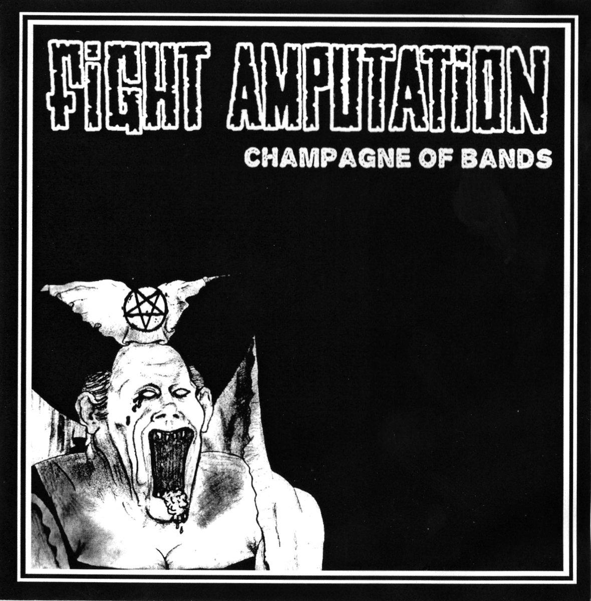 KH1.6: FIGHT AMP - CHAMPAGNE OF BANDS (CASSETTE)