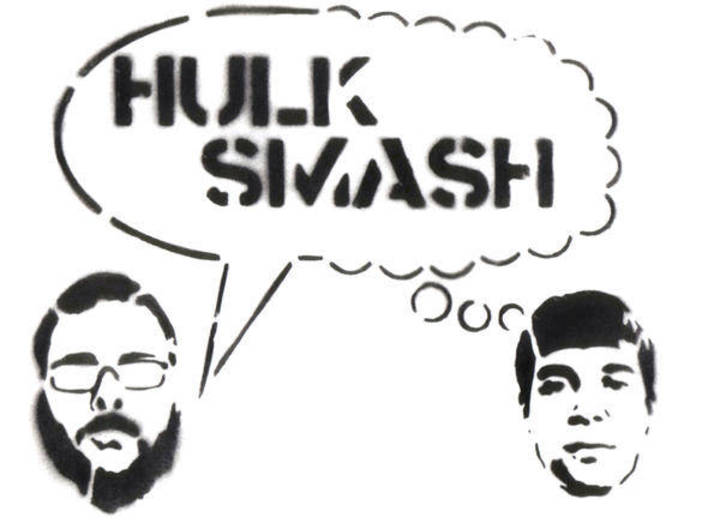 HULK SMASH - TWO PIECE NOISE PUNK DUO FROM PHILADELPHIA