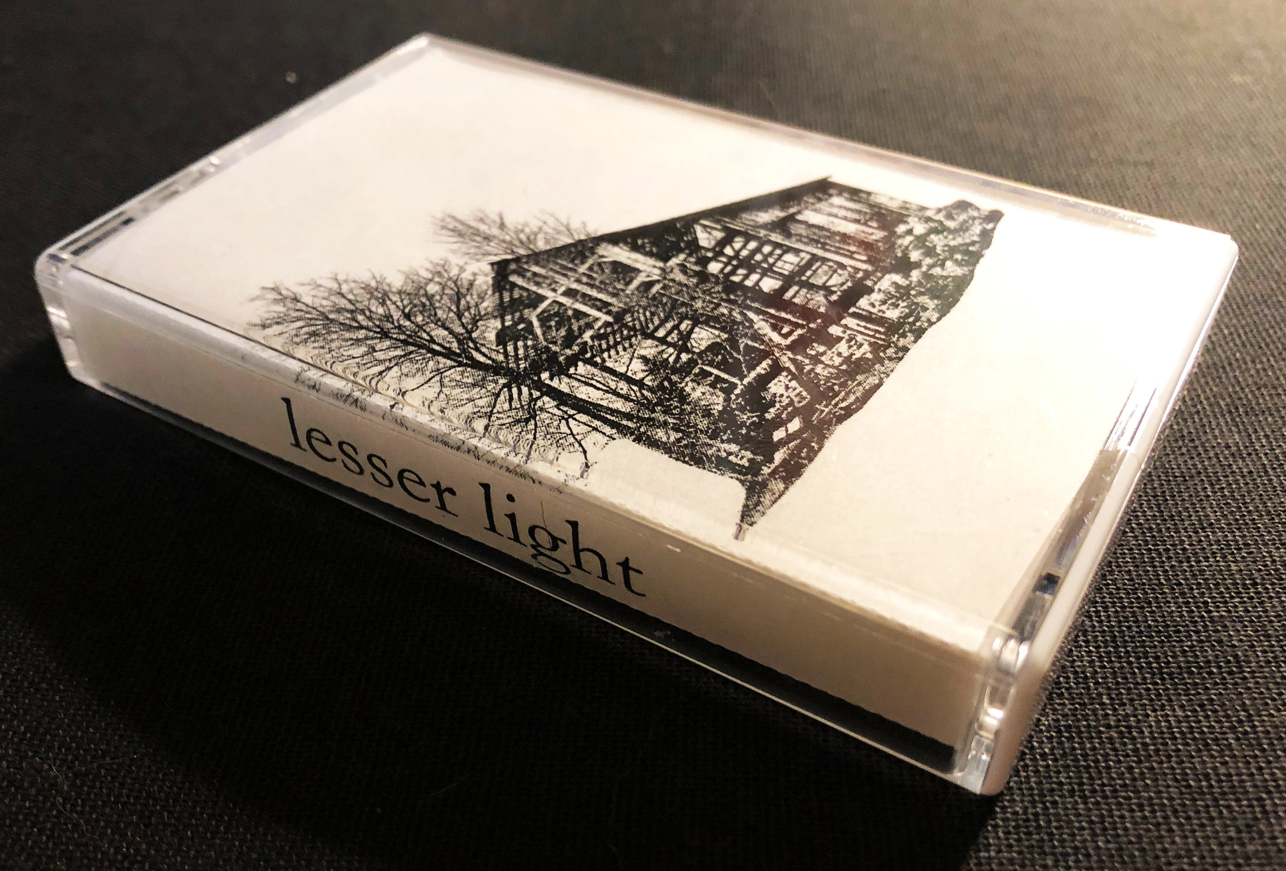 Lesser Light - Demo 2018