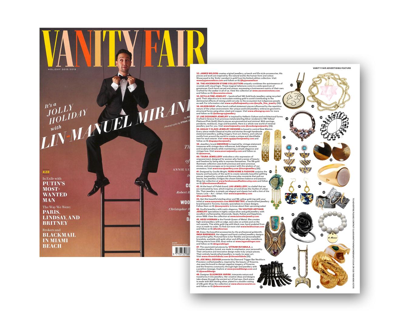 Vanity Fair UK - January 2019