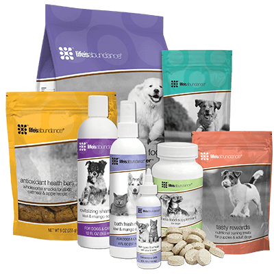 Life's Abundance Large Breed Puppy Healthy Start - For Our Standard Size Puppies at MaturityYour new puppy has been weaned onto Life's Abundance Large Breed Puppy Food. Prior to arriving home, please purchase the Large Pack! This will give you enough product for the initial Go Home Period!