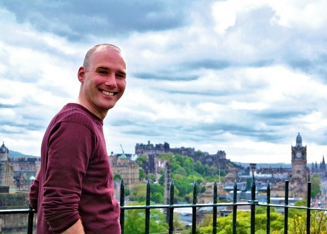 Gareth of Edinburgh Expert