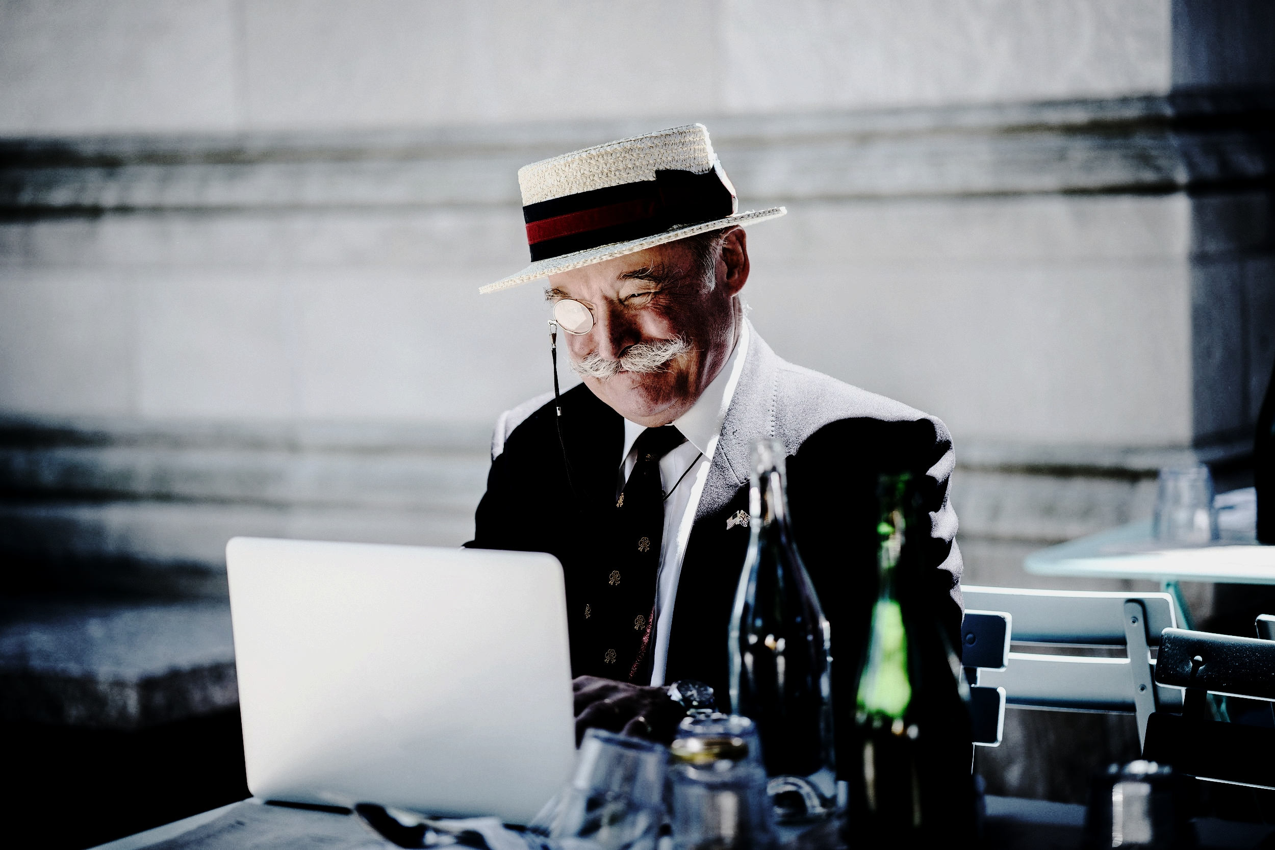 monacle and a computer.jpg