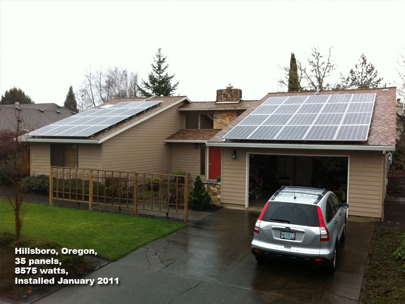 8.6 kW in Hillsboro