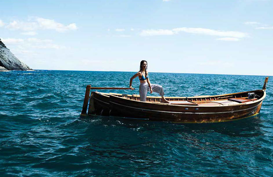 Spring / Summer 2016 - Rock the Boat