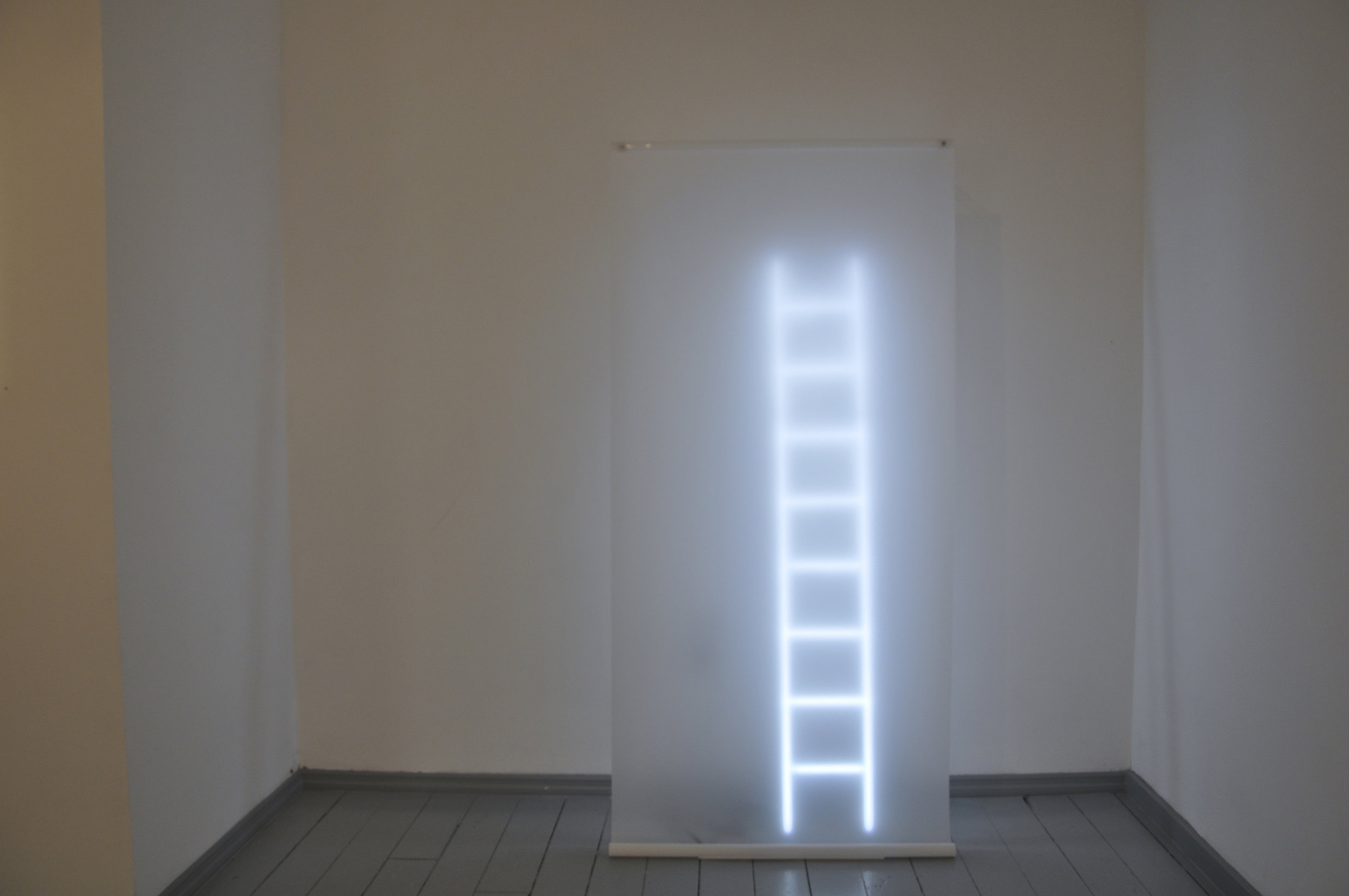 Ladder for Blurred Perspective