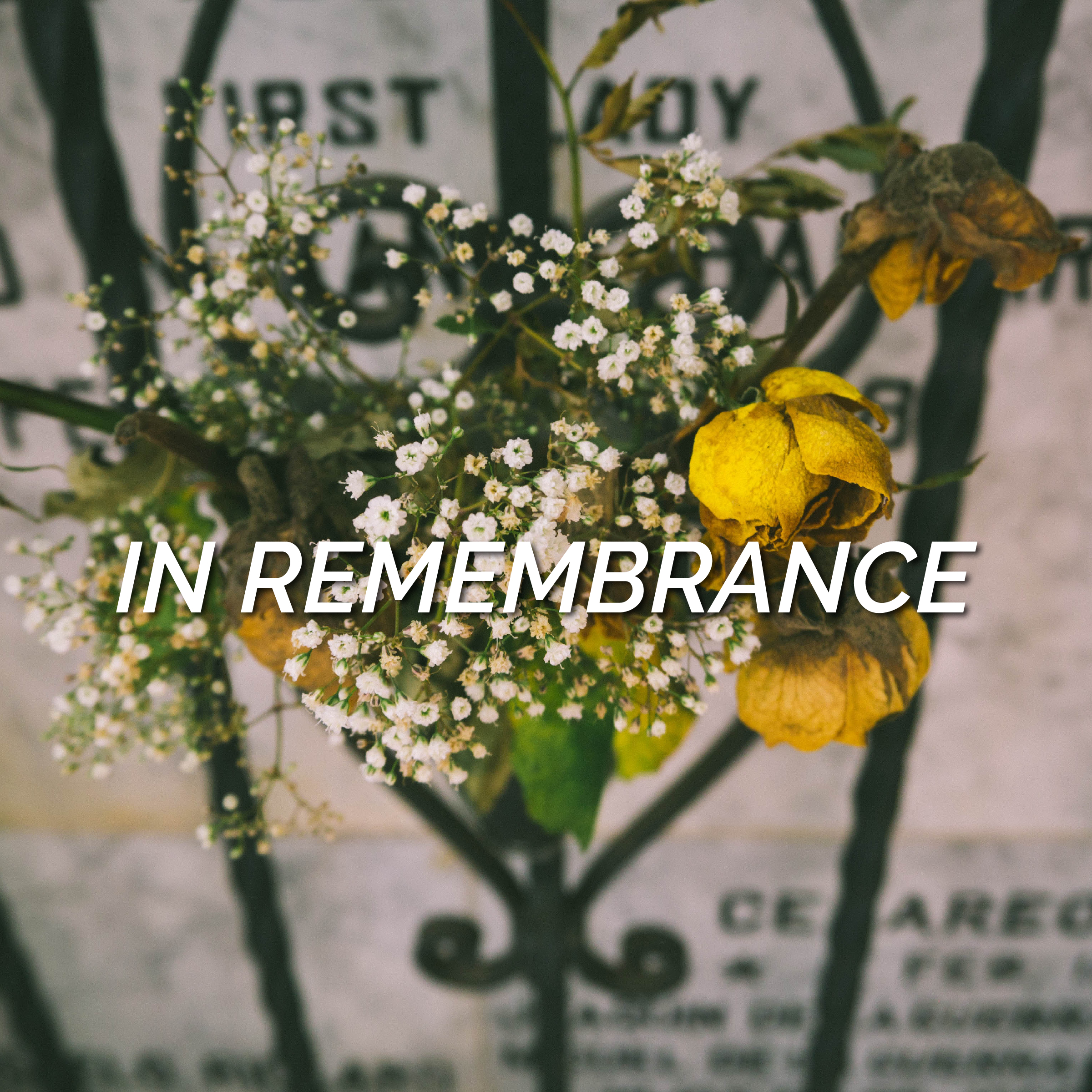 In Remembrance
