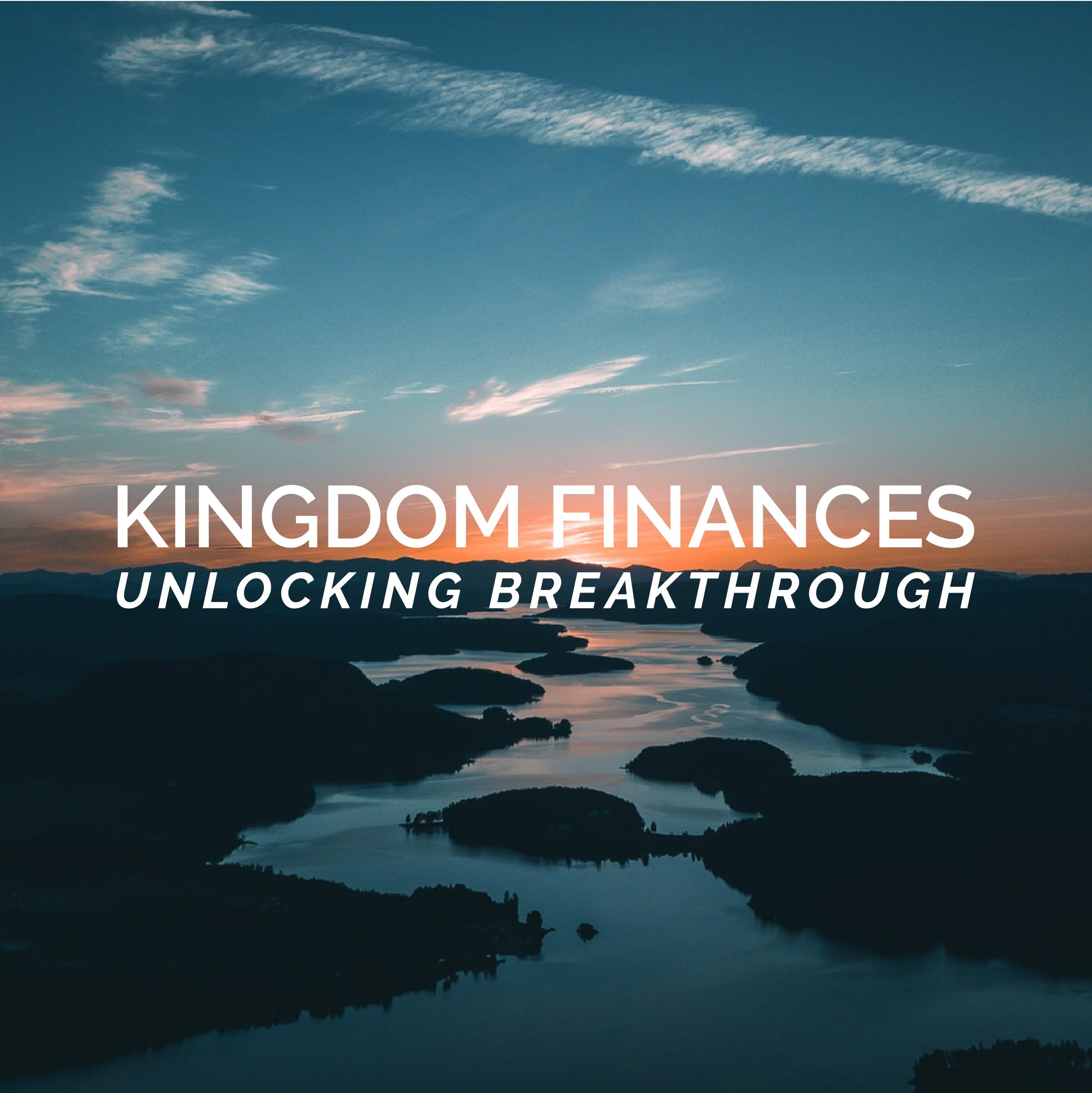 Kingdom Finances II