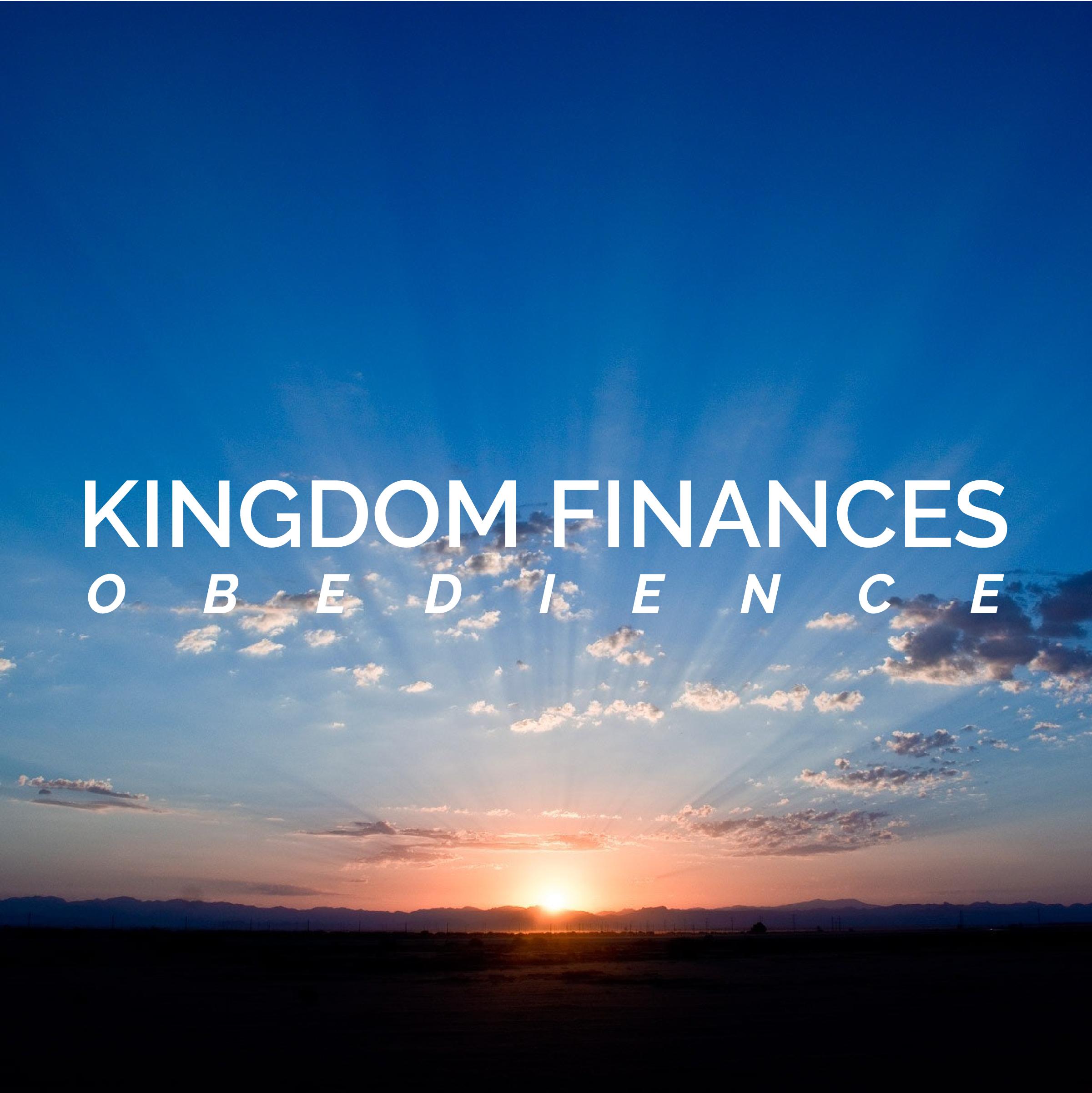 Kingdom Finances 3: Unlocking Breakthrough