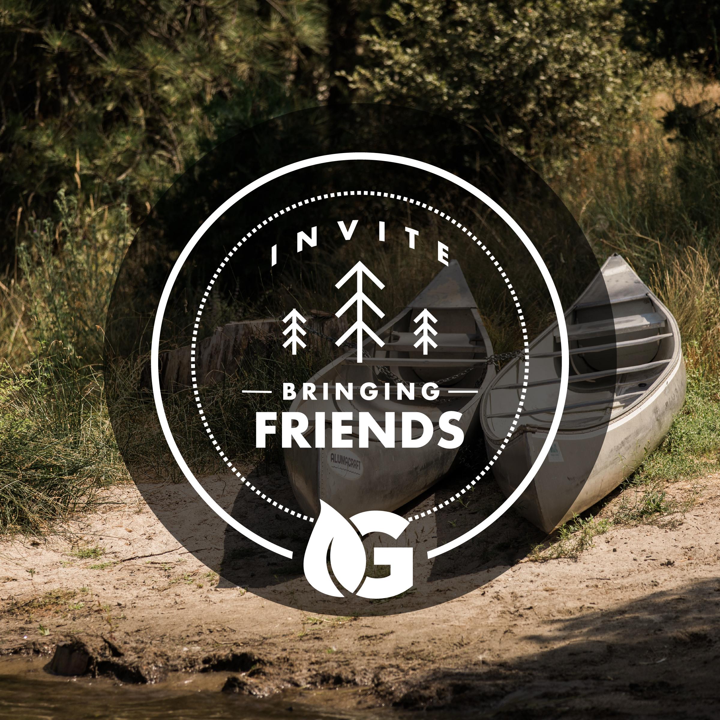 Invite: Friends