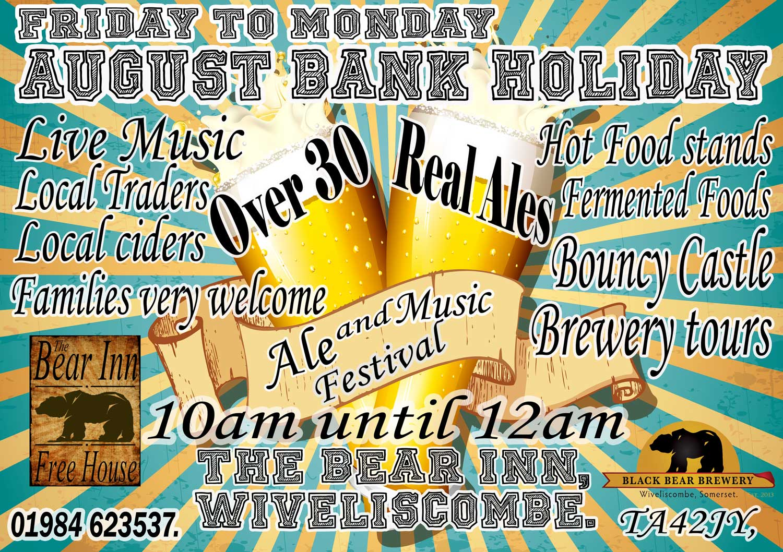 Ale Festival Poster