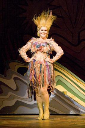 As Papagena, San Francisco Opera (Photo: Terrence McCarthy)