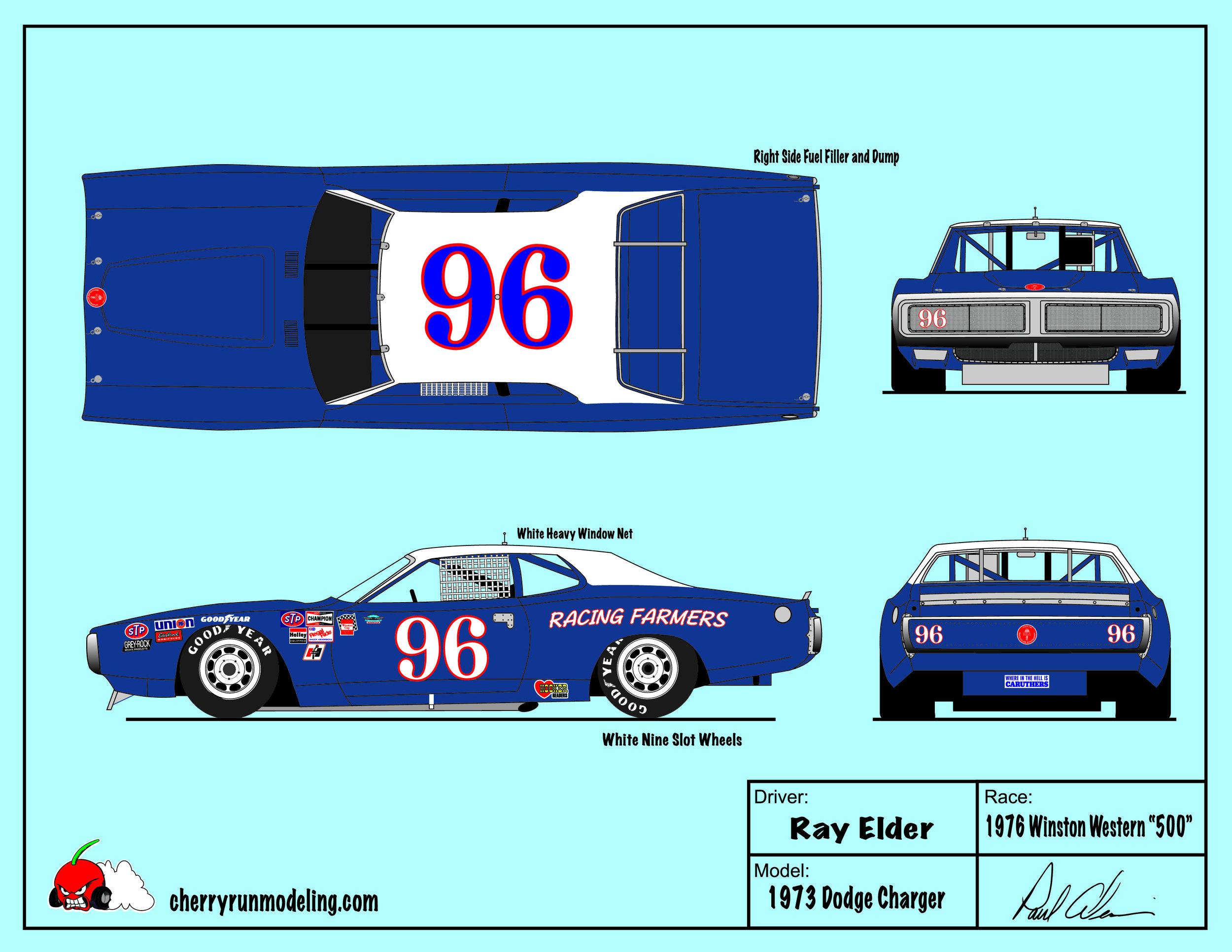 Ray Elder 1976 Winston Western 500.jpg