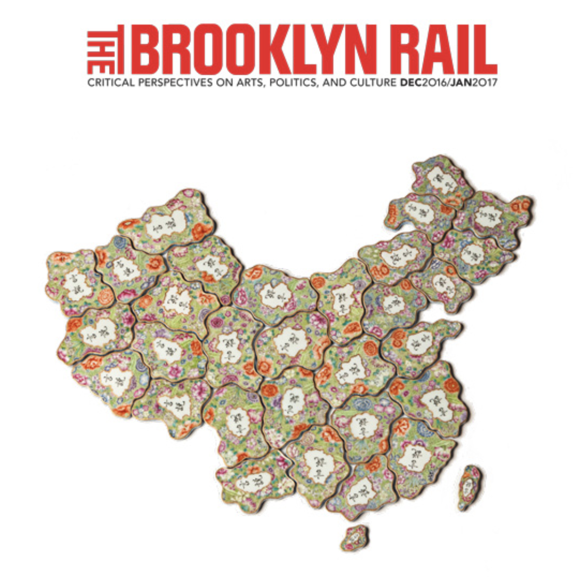 The Brooklyn Rail - Joyce Beckenstein,  December 2016