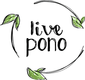 Pono Home - Pono Home helps you transform your household into a greener, more efficient, sustainability hub. Many of their programs focus on zero waste - for instance there refillable, organic personal care products are a great start! They are also a certified B-Corp.
