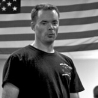 Master Bob Lloyd 5th degree black belt -