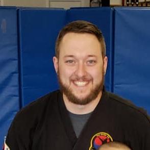Mr. Heitkamp3rd degree black belt -