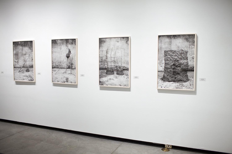 Louis Carlos Bernal Gallery. Tucson Arizona, 2019